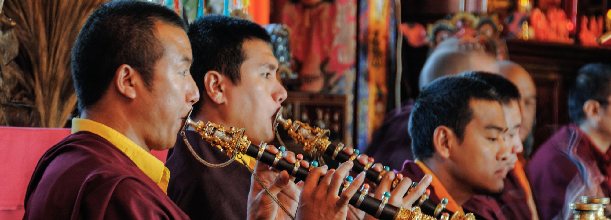 Monks - Palyul Foundation of Canada