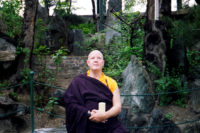 Peling Tulku Rinpoche - China 1996