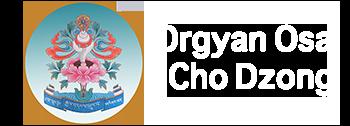 Orgyan Osal Cho Dzong Logo